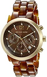 Michael Kors Women's Audrina Brown Watch MK6235