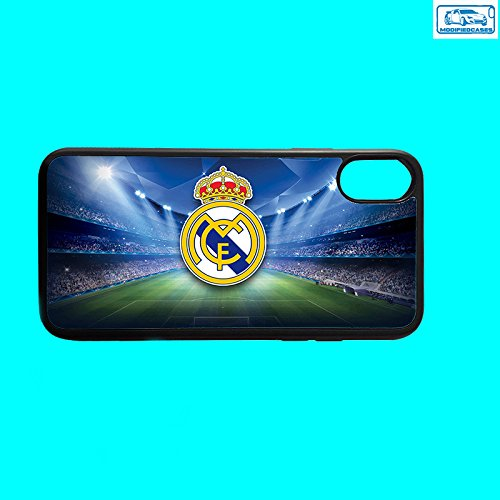 Real Madrid Campeones ModifiedCases Bumper Case Compatible with iPhone X/XS