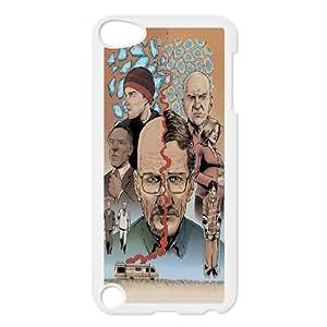 Heisenberg (Breaking Bad) Art Print Hard Plastic phone Case Cover FOR Ipod Touch 5 ZDI099258