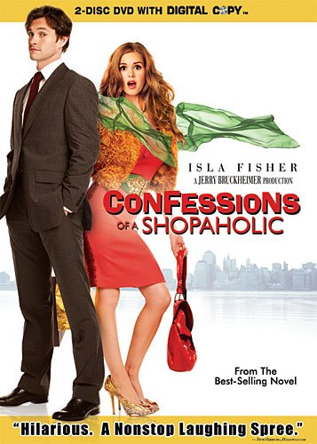 Confessions of a Shopaholic (Two-Disc Special Edition + Digital Copy) -  DVD, Rated PG, P. J. Hogan