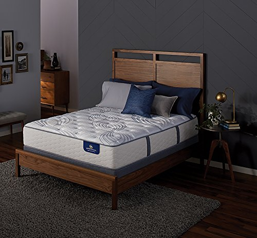 Serta Perfect Sleeper Elite Luxury Firm 600 Innerspring Mattress, -