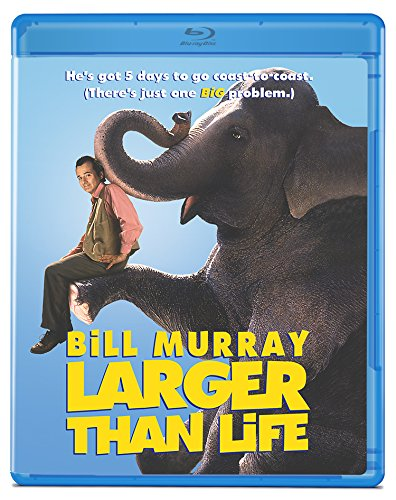 Larger Than Life [Blu-ray]