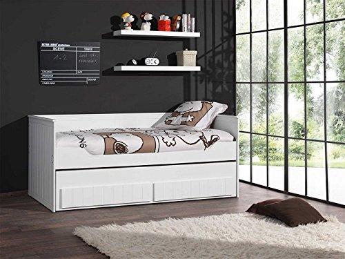 Cama nido Hydrus Design Blanco