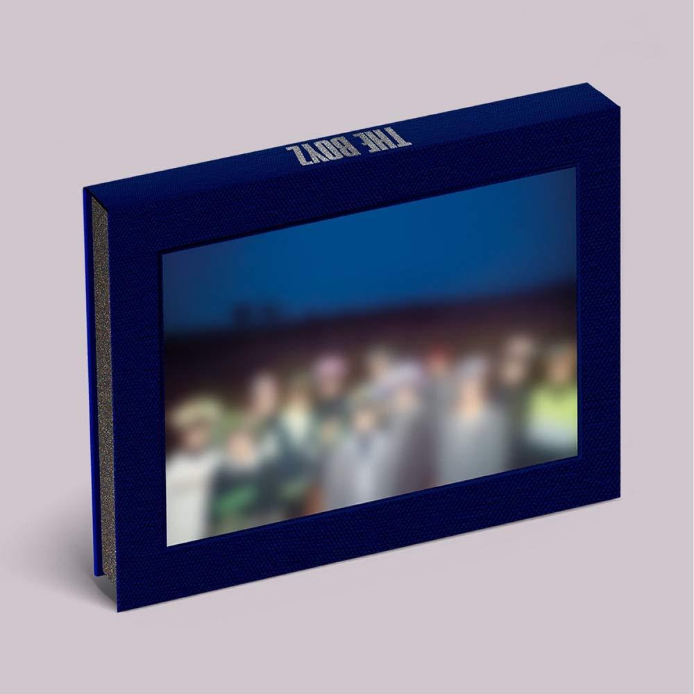 CD : The Boyz - 3rd Mini Album: The Only [Off Air version]