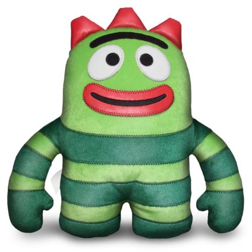 Yo Gabba Gabba Brobee Doll 12″ by Yo Gabba Gabba, Health Care Stuffs