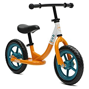 Critical Cycles Cub No Pedal Balance Bike for Kids