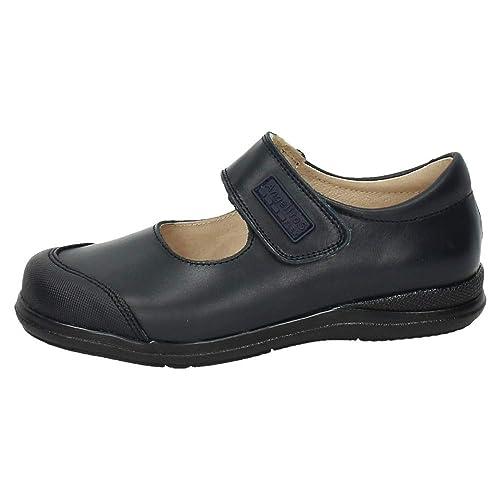 ANGELITOS 463 Zapatos DE Piel NIÑA Zapato COLEGIAL: Amazon.es: Zapatos y complementos