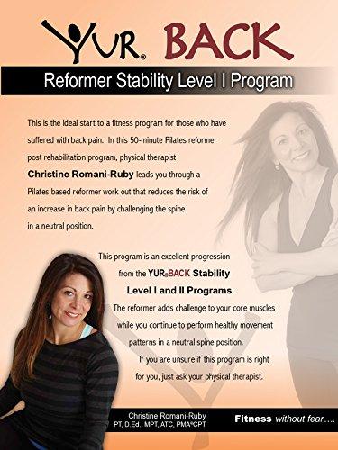 YUR Back Reformer Stability I by