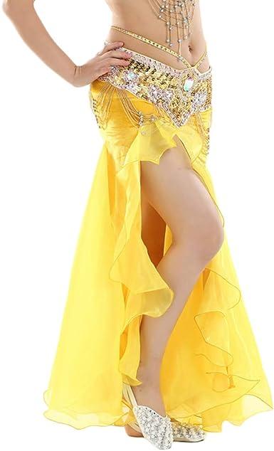 Falda Grande del Swing para Mujer Faldas Asimétricas con Vuelo ...