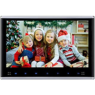 Sale 10.1 inch Headrest DVD Player for Car 1080P Resolution Car Video Player HDMI USB SD Region Free DVD Player Second Generation Touch Keys Gift Idea for Kids