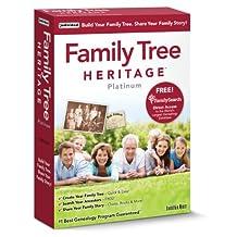 Heritage Platinum 9, Software para realizar el árbol genealógico