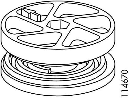 1 IKEA 114670 and ALLEN KEY Wheel Cam-Lock nut malm bed frame brimnes Birkeland