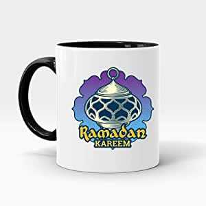 كوب زخرفة رمضان