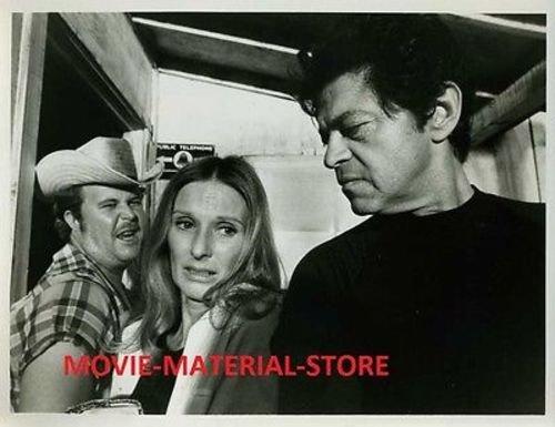 Ross Martin Ned Beatty Cloris Leachman Dying Room Only Original 7x9