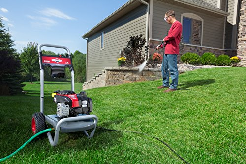 Briggs & Stratton 20545 2200Psi 1.9Gpm Vs Washer, Red