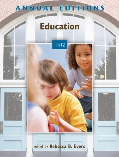 Annual Editions: Education 11/12