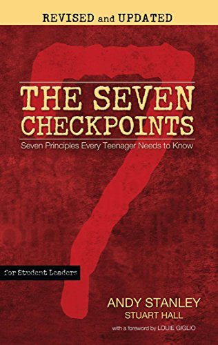 7 Students Book - The Seven Checkpoints for Student Leaders: Seven Principles Every Teenager Needs to Know