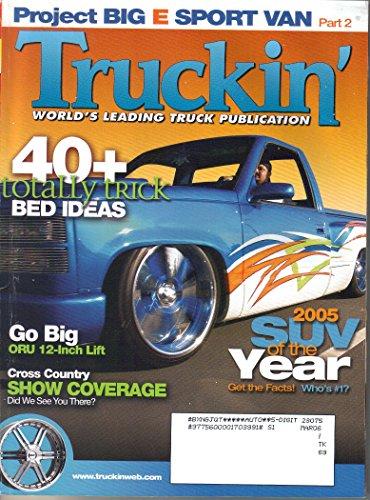 Truckin' Magazine, Vol. 31, No. 2 (February, 2005) (C1500 Crew Cab)