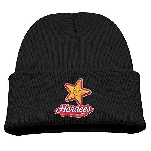 unisex-hardees-logo-beanies-cap