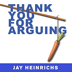 Thank You for Arguing Audiobook