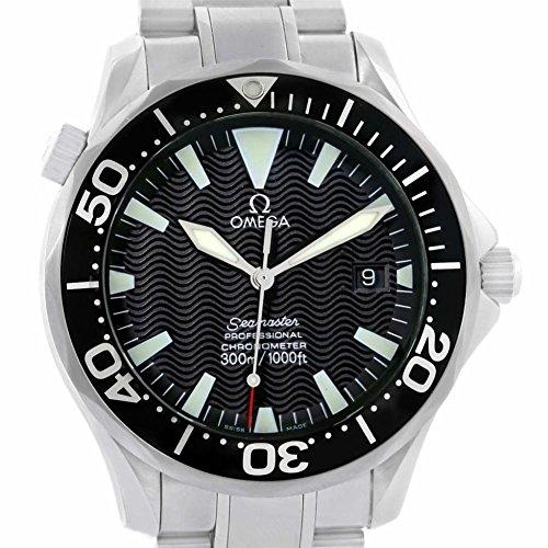 used omega seamaster - 3
