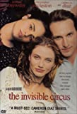 The Invisible Circus by Jordana Brewster