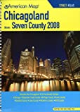 Chicagoland Seven County, Illinois Street Atlas, , 0841627177