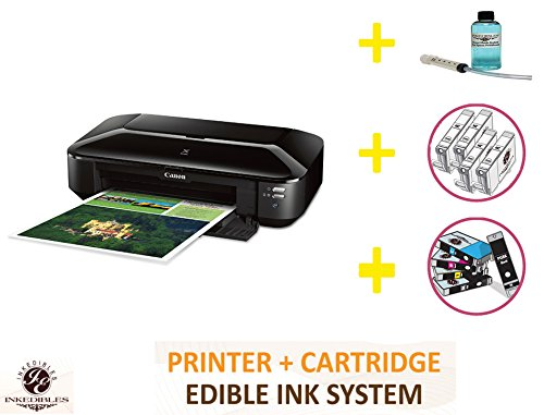 YummyInks Brand Professional Deluxe Package: YummyInks Brand Canon iX6820 Bundled Printing System (includes extras)