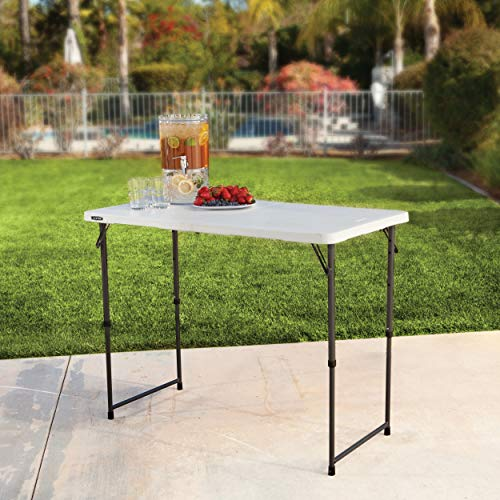Lifetime 4428 Camping and Utility Folding Table