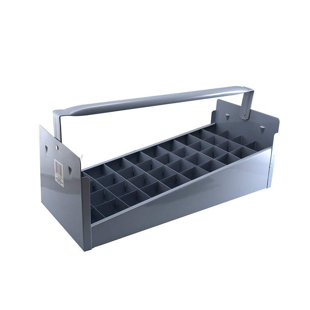 1-1/4'' Steel Nipple Caddy Tray (40 Pcs. Capacity)