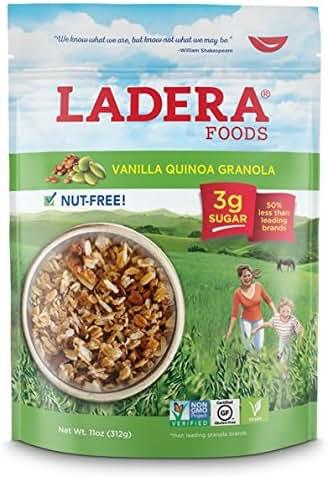 Granola & Muesli: Ladera Foods Granola