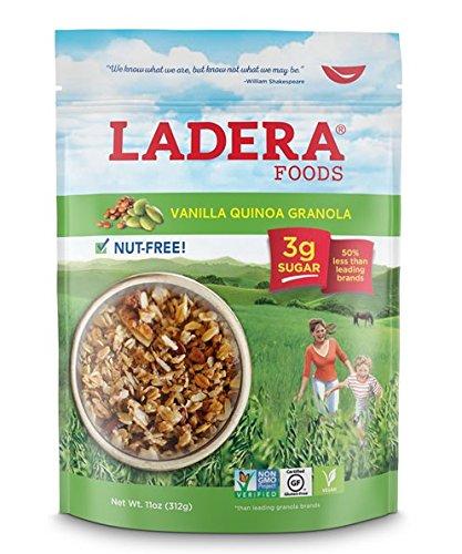 LADERA Granola Pumpkin Quinoa, 11 OZ