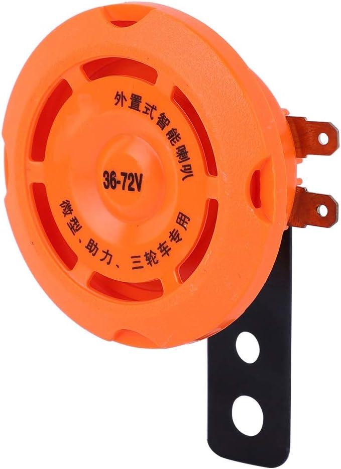 Electric Bike Bells Horn Waterproof MTB Bicycle Horn Ring Bell 36V//48V//60V//72V
