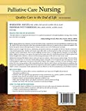 Palliative Care Nursing: Quality Care to the End of