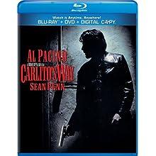 Carlito's Way (Blu-ray + DVD + Digital Copy) (1993)
