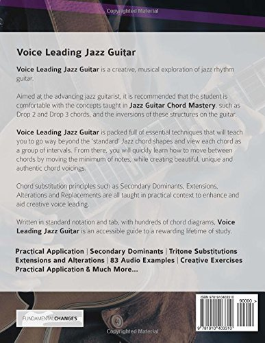 Voice Leading Jazz Guitar Creative Voice Leading And Chord