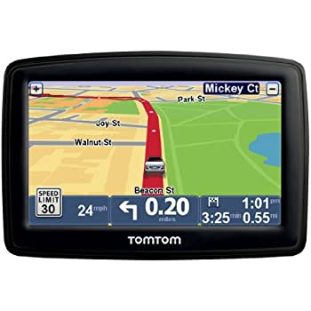 Amazoncom TomTom START Inch GPS Navigator With Maps Of The - Us maps for tomtom