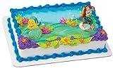 Decopac Disney Princess Little Mermaid and Flounder Decoset