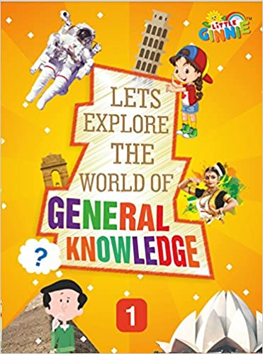 Amazon in: Buy Lets Explore the World of General Knowledge Book