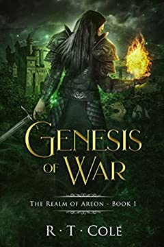 Genesis of War: The Realm of Areon Book 1