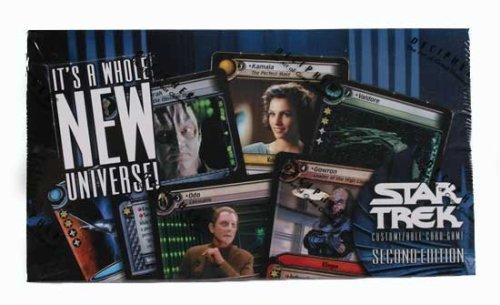 (Star Trek CCG: 2nd Edition Combo Box)
