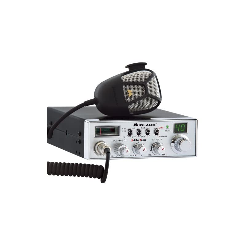 Midland 5001Z 40-Channel Mobile CB with