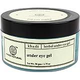 Khadi Natural Under Eye Gel, 50ml
