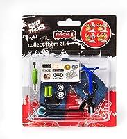 Grip & Tricks - Finger SCOOTER - Skate - Pack1 - Dimensions: 22 X 13,5 X 2 cm by Grip & Tricks
