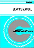 SM51-0411-01E Daelim S2-125 Scooter Service Manual