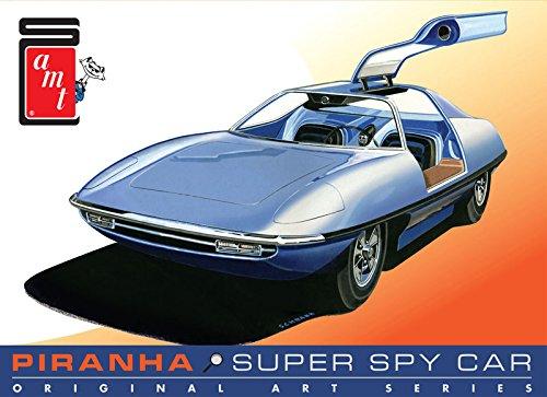 AMT 1/25 ピラニア スパイ・カー オリジナルアートシリーズ プラモデル AMT916の商品画像