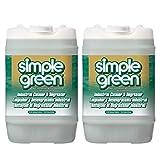 Simple Green SPG13006 Industrial Cleaner & Degreaser, 10 gal