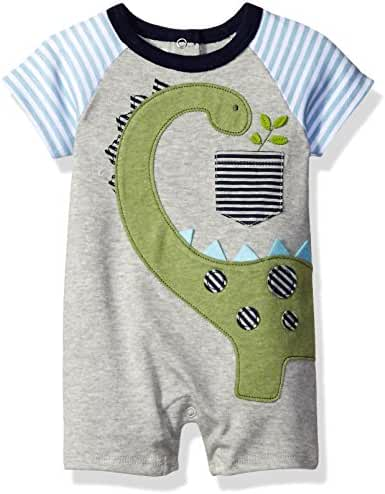Mud Pie Baby Boys' Shortall One Piece