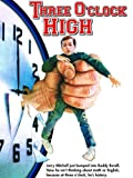 Three O'Clock High poster thumbnail
