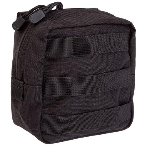 5.11 Tactical Pouches (5.11 Tactical 6 X 6 Pouch, Black)